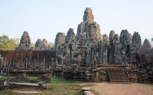 capital of Angkor Thom