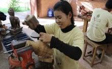 Khmer craftsmanship