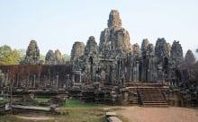 capital of Angkor Thom
