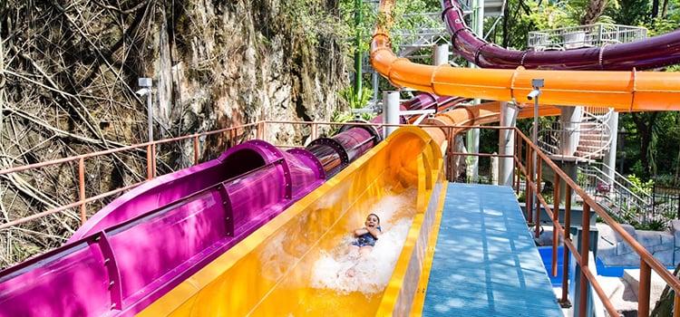 04 Days of Kuala Lumpur & Full Day Sunway Lagoon