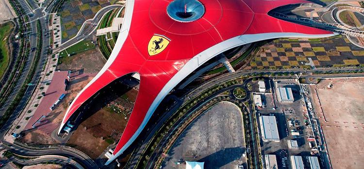 05 Days Dubai with Ferrari World