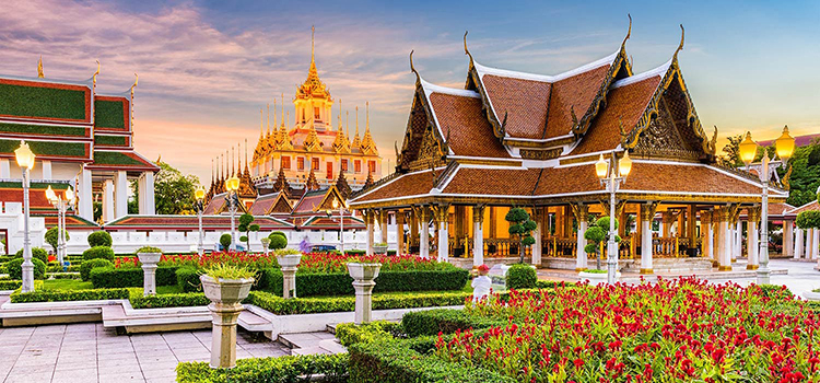 07 Days of Bangkok & Surroundings