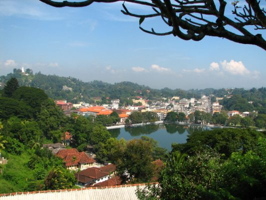 Kandy city - a best place in sri lanka to do photography tour