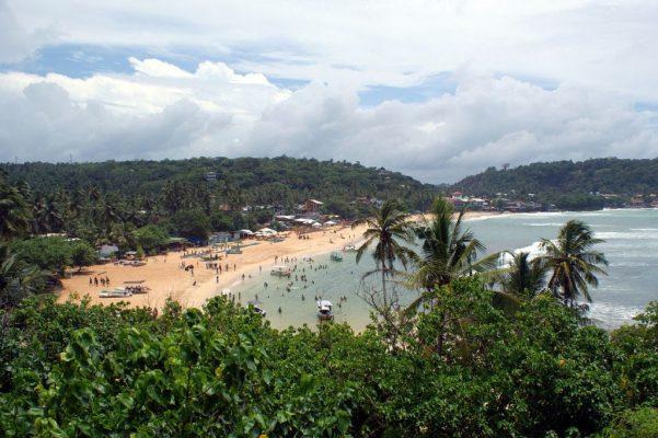 Unawatuna-beach