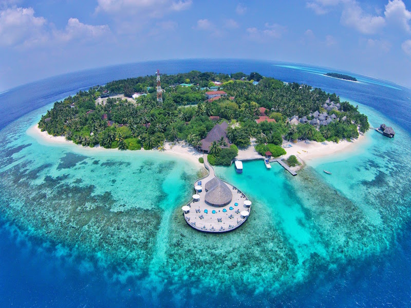 Bandos Island Resort Pool Villa