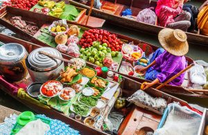 Best of Bangkok & Floating Market