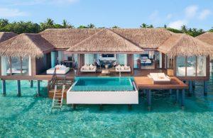 Sheraton Full Moon Resort – North Male' Atoll