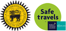 Sri Lanka Safe Travel Logos