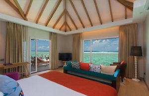 Maldives Quarantine Hotel - Cinamon Dohnveli