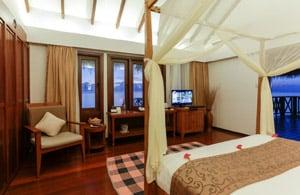 Maldives Quarantine Hotel - Medhufushi Island Resort