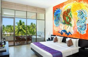 Sri lanka Quarantine Hotel - Taprobana Wadduwa
