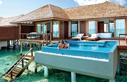 Maldives Tour Packages - Hideaway Beach Resort & Spa