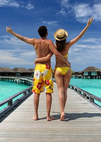 Maldives Honeymoon Tour Packages 2021