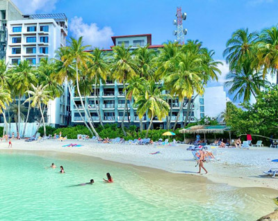 Maldives Honeymoon Tour Packages Local Island Resorts