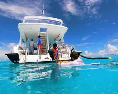 Maldives Honeymoon Tour Packages Yachts & Boats