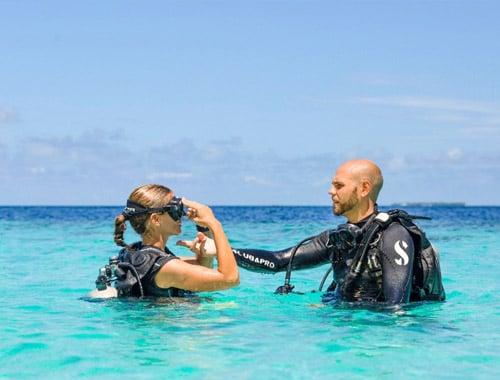 Maldives Tour Package Diving