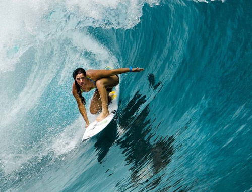 Maldives Tour Package Surfing