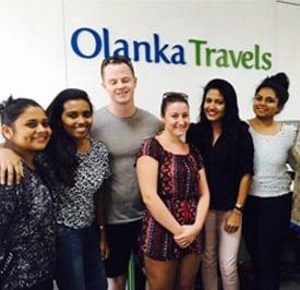 Maldives Travel Agent - Olanka Happy Client