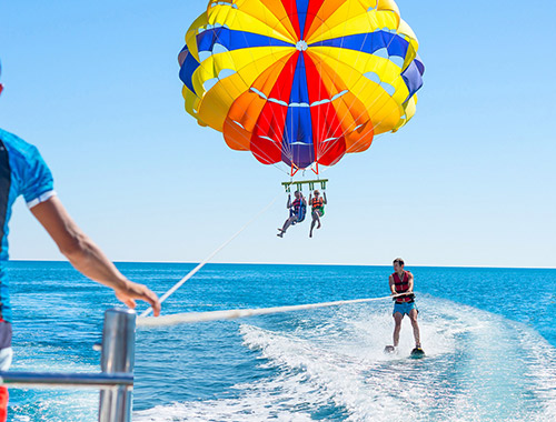 Maldives Tour Package All Kind of Water Sports