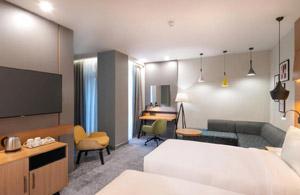 Armenia Quarantine Hotel - Holiday Inn Yerevan