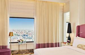 Jordan Quarantine Hotel - Fairmont Amman
