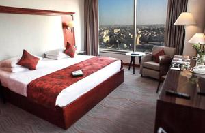 Jordan Quarantine Hotel - Kempinski Hotel Amman