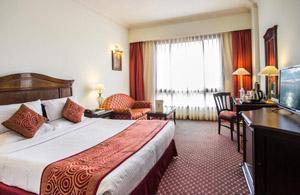 Nepal Quarantine Hotel - Grand Hotel, Kathmandu