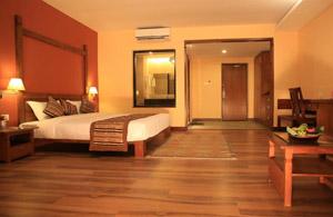 Nepal Quarantine Hotel - Landmark Forest Park