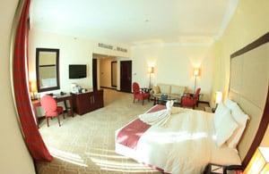 Qatar Quarantine Hotel - Grand Regal Hotel