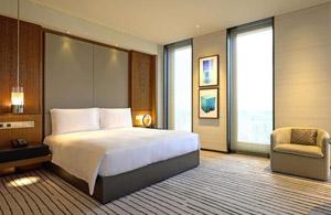 Qatar Quarantine Hotel - Park Hyatt Doha