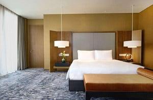 Qatar Quarantine Hotel - Radisson Blu Hotel