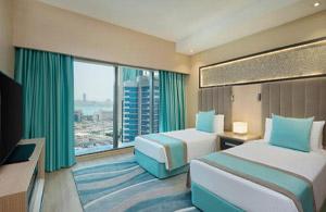 Qatar Quarantine Hotel - Wyndham Doha West Bay