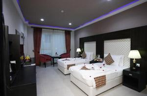 Saudi Arabia Quarantine Hotel - Crystal Palace Hotel