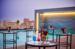 Saudi Arabia Quarantine Hotel - Downtown Rotana