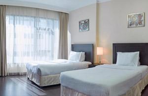 Saudi Arabia Quarantine Hotel - Tulip Inn