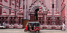 Sri Lanka Colombo Trip - Red Mosque