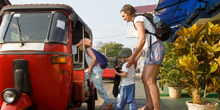Sri Lanka Colombo Trip - Enjoy Tuck Ride