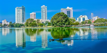 Sri Lanka Colombo Trip - Colombo City View