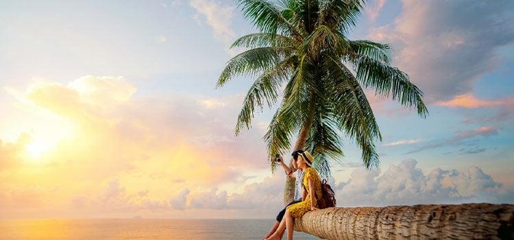 Beautiful Bentota Beach - Sri Lanka Holiday Package