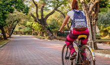 Bicycle Ride in Kandy - Sri Lanka Holiday Package