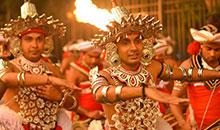 Cultural Dance - Sri Lanka Holiday Package