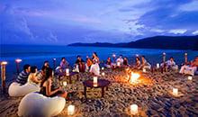 sri lanka itineraries package beach parties in mirissa