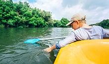 sri lanka itineraries boat ride in Madu River