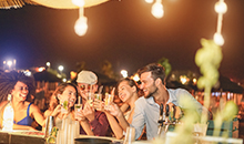 sri lanka 12 days itineraries Colombo night parties