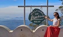sri lanka itineraries package 12 days ella lipton seat