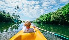Madu River Boat Ride - Sri Lanka Holiday Package