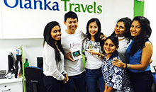 sri lanka itineraries package 12 days olanka travels customers in srilanka