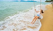 sri lanka itineraries 12 tropical beach swing