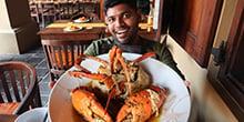 Sri Lanka Tour Package - Seafood Restaurants Colombo