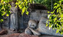 sri lanka vacation 15 days ancient temple